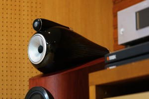 Bowers &Wilkins 803d3納品レポート
