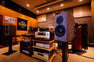 DYNAUDIO  Special Forty  SP40  試聴いたしました。