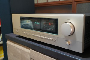 Accuphase T-1200 納品