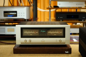 Accuphase P-4500 ステレオパワーアンプ 期間限定試聴のお知らせ。