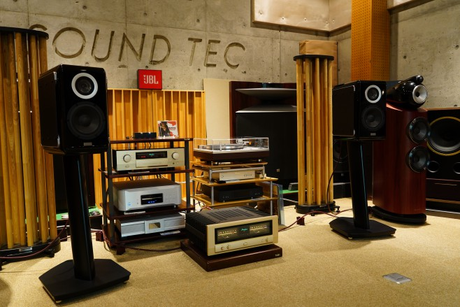 ESOTERIC X-03XS  Accuphase C-2850  スピーカー TAD ME1