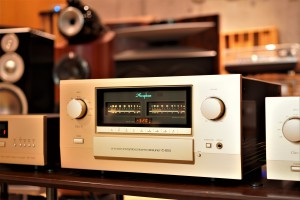 Accuphase 50周年記念モデル E-800 試聴レポート
