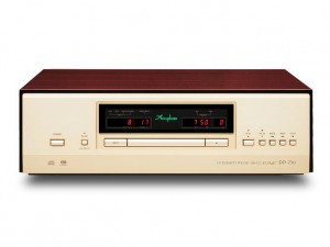 Accuphase DP-750 納品模様