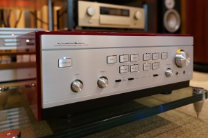 LUXMAN  L-595A LIMITED 展示試聴開始いたしました!
