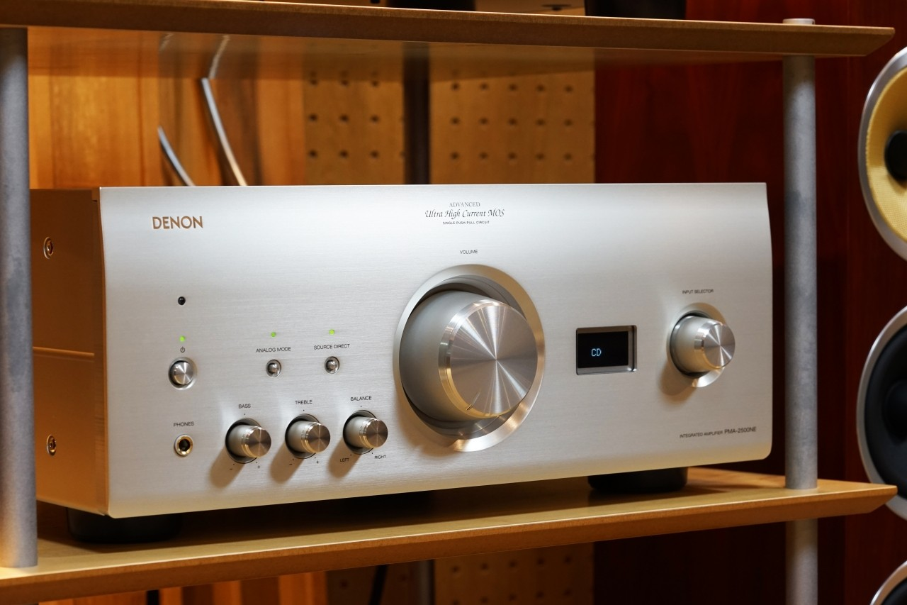 Denon PMA-2500NE integrated now with DAC | Audiokarma Home Audio Stereo Discussion Forums